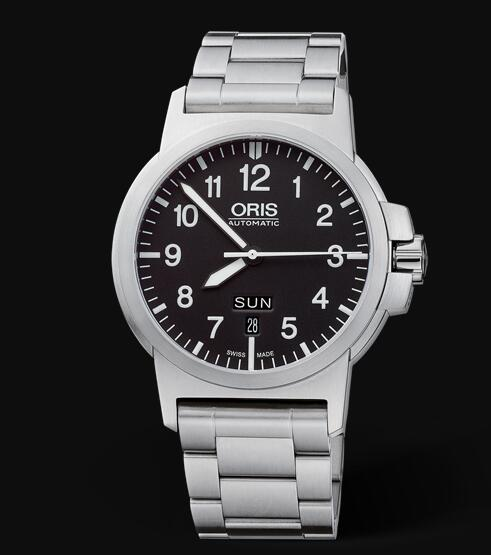 Oris Bc3 Advanced Day Date 42mm Replica Watch 01 735 7641 4164-07 8 22 03